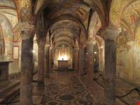 Cripta della Cattedrale di Anagni
