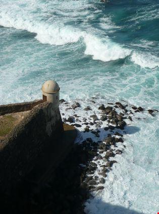 san juan il mare visto dall alto