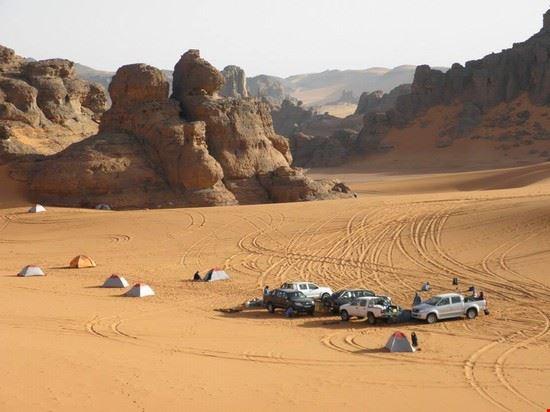 deserto viaggi algeri