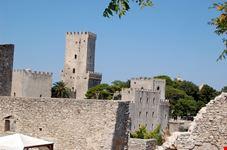 il castello di venere erice