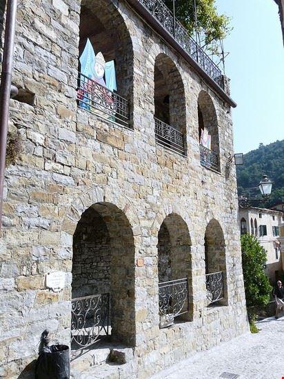 castello lucertola apricale 2