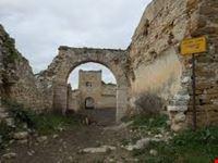 castellammare del golfo castello inici