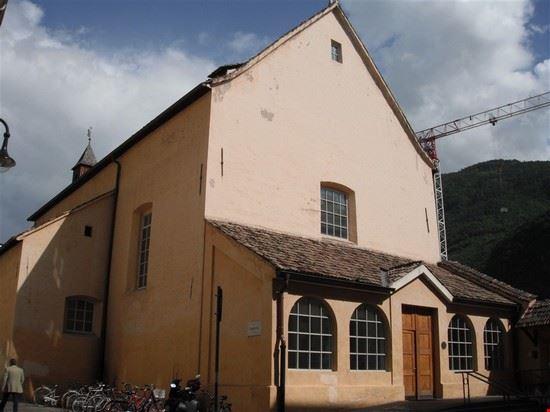chiesa cappuccini bolzano