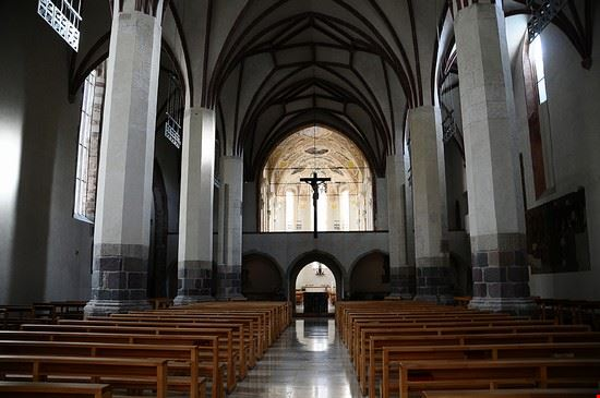 chiesa domenicani bolzano