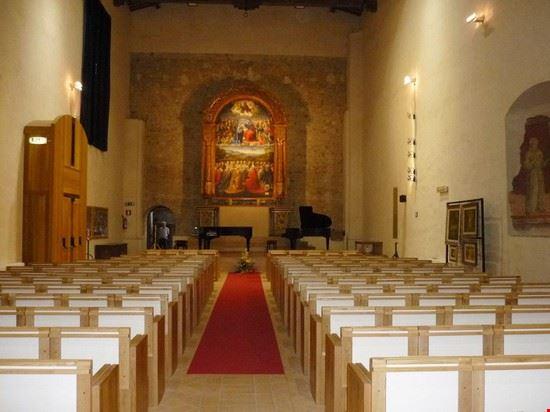 complesso monumentale san francesco norcia