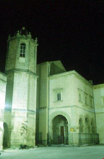 marsala convento del carmine marsala