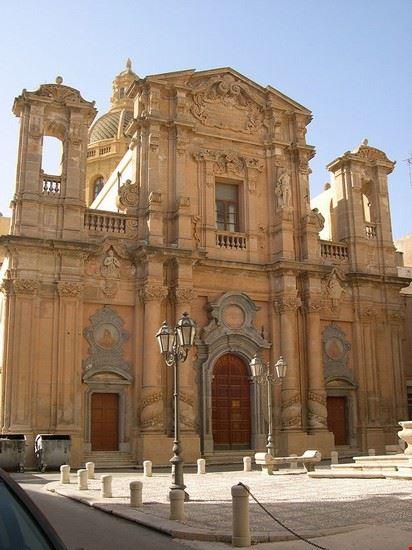 marsala chiesa del purgatorio marsala