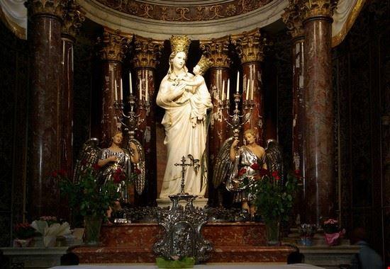basilica maria santissima annunziata trapani 2