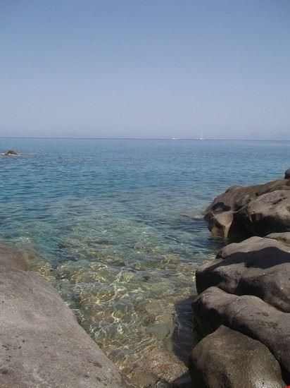 acque cristalline a San Gregorio