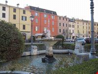 Lo zampillo della fontana