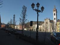 Marciapiede della Piazza