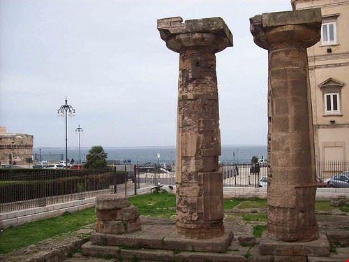 la splendida capitale della magna grecia