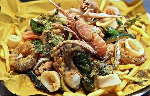 89302  cena a base di pesce