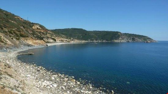 spiaggia di cannello capoliveri elba