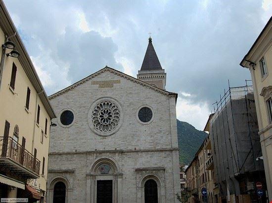 Concattedrale di San Benedetto - Gualdo Tadino