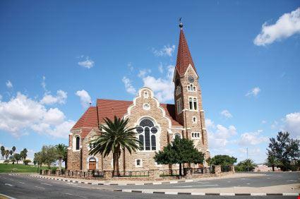 windhoek chiesa di windhoek