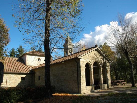 Santuario della madonna di corzano attrazioni nei dintorni di bagno di romagna - Il meteo bagno di romagna ...