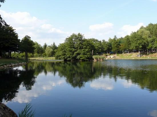 Lago dei pontini a bagno di romagna - 3b meteo bagno di romagna ...