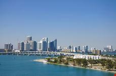 Panorama dal Porto di Miami