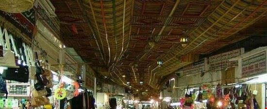 old souk muttrah