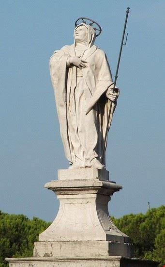 desenzano sant'angela merici (statue)