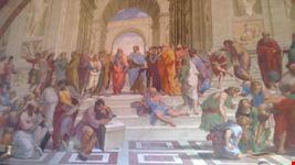 musei vaticani stanza raffaello roma