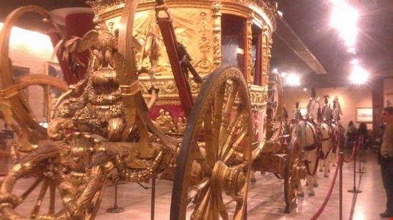 musei vaticani carrozze roma