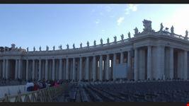 colonnato roma