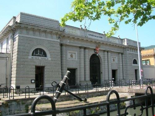 89885 la spezia la spezia museo navale