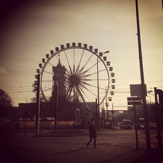 great berlin wheel berlino