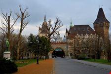 il castello budapest