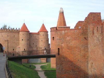 Il Castello nella città vecchia di Varsavia
