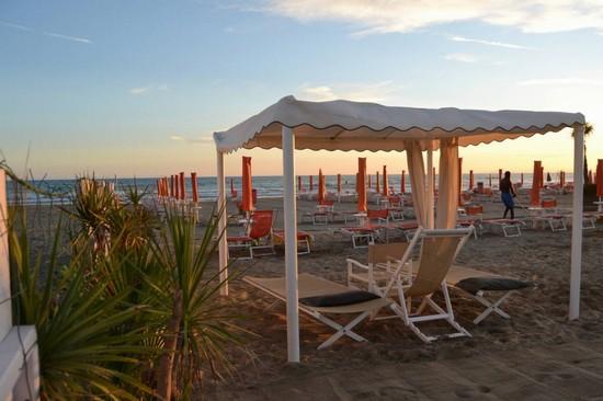 Moreno beach marina di grosseto - Bagno moreno marina di grosseto ...