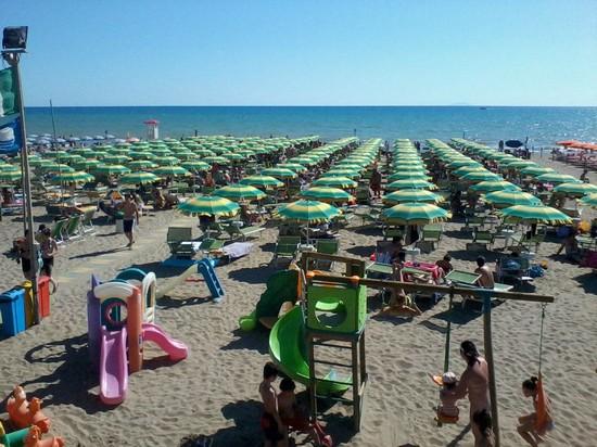Bagno Giglio, Marina di Grosseto