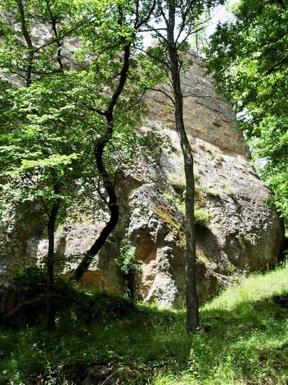 Parco archeologico citt del tufo parchi e giardini a sorano for Case logic italia