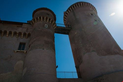 90168  castello di santa severa