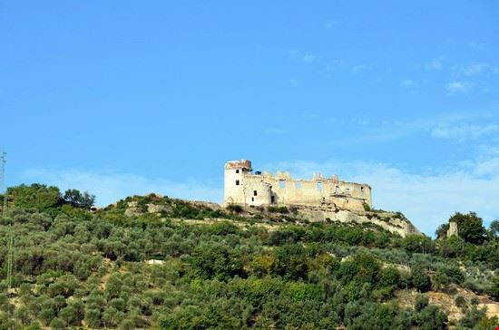 B B Letti Al Castello Finalborgo.Castel Gavone Finale Ligure