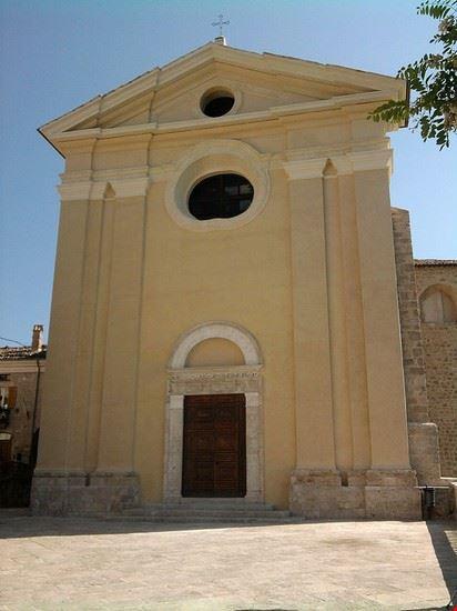 chiesa san lorenzo civitella del tronto