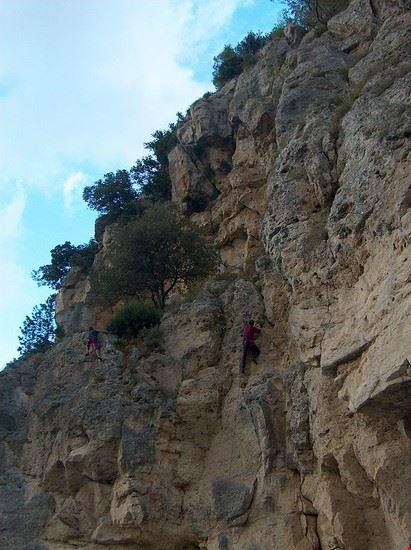 palestra di roccia civitella del tronto 1