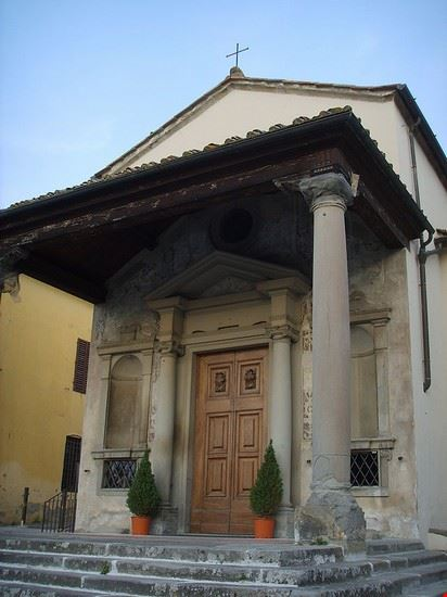 chiesa santa maria primerana fiesole