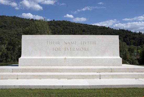 florence war cemetery