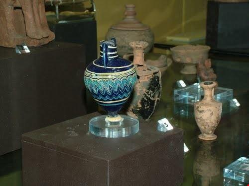 90647 milazzo museo archeologico milazzo