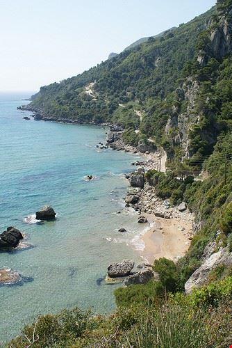 spiaggia di myrtiotissa