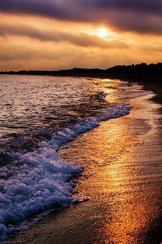 new golden beach