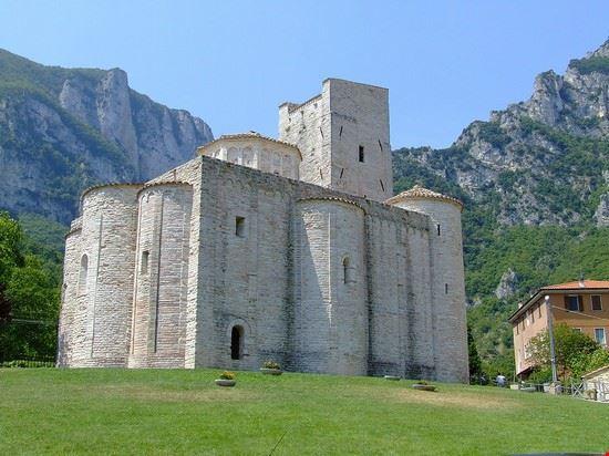 90872 genga abbazia san vittore genga