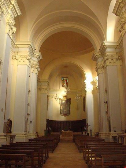 chiesa sant'agostino fermo