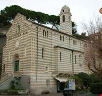 chiesa nostra signora della consolazione celle ligure