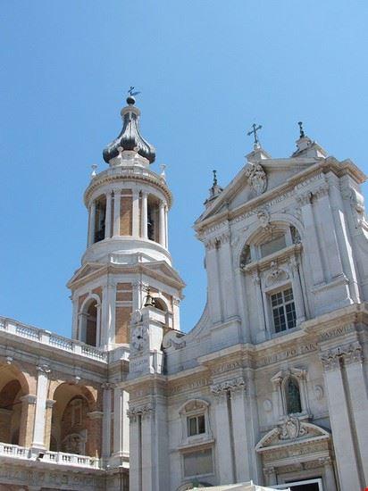 loreto campanile vanvitelliano
