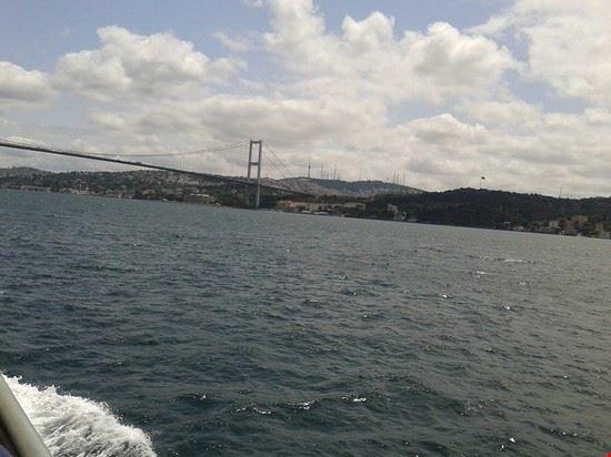 Istanbul,Bosforos
