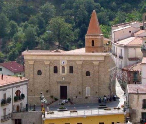 chiesa madre castelmezzano